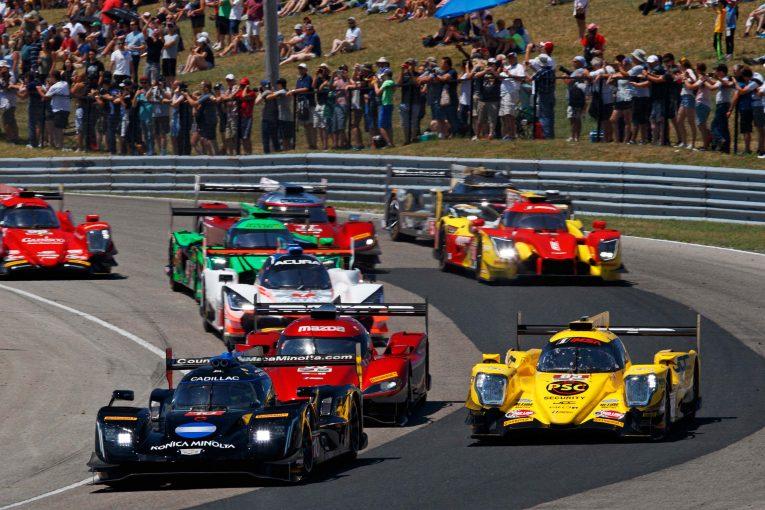 DPiが最高峰カテゴリーとなっているIMSAウェザーテック・スポーツカー・チャンピオンシップ