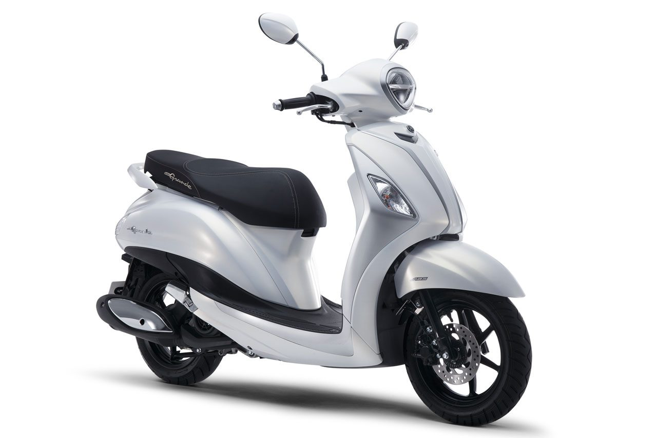 """ヤマハ、""""ハイブリッドシステム""""搭載の125ccスクーター『ノザ グランデ』をベトナムで発売"""