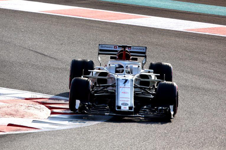 F1   ザウバーF1には「素晴らしいマシンを作り上げるための要素が揃っている」とライコネン
