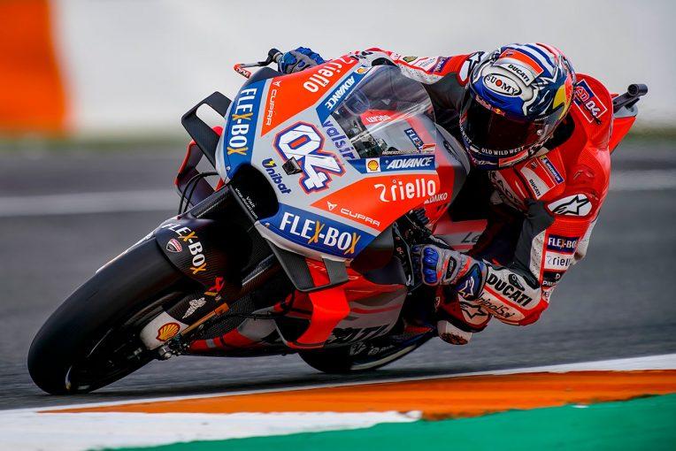 MotoGP | 新たな進歩を見せたドゥカティのタイヤを労わる方法とは【イギリス人ライターのMotoGPオフテスト分析】