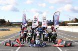 海外レース他 | カートの先生は琢磨。Takuma Kids Kart Academyで子供達を直接指導「子供達はみるみる速くなった」