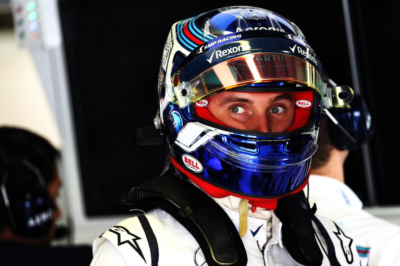 2018年イタリアGPでのシロトキン