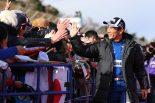 国内レース他 | 2018年のホンダサンクスデーでも大活躍の琢磨。元チームメイトのバトンとランデブー走行も披露