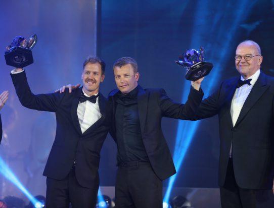 F1 | 【動画】2018年FIA授賞式が開催。パーティーをエンジョイするライコネン
