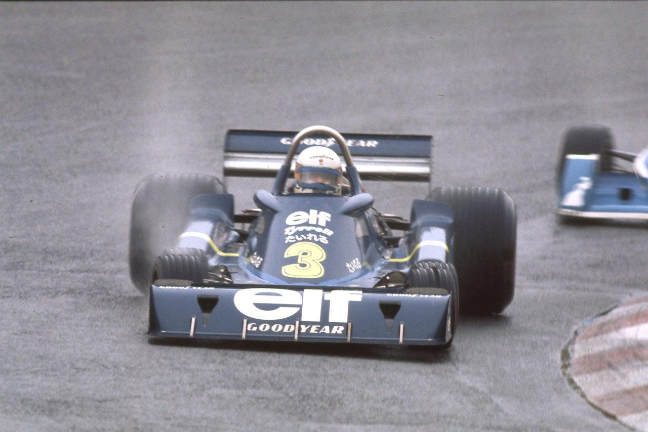 """唯一存命のジョディ・シェクターが語る史上もっとも有名なレーシングカー""""6輪""""ティレルP34"""