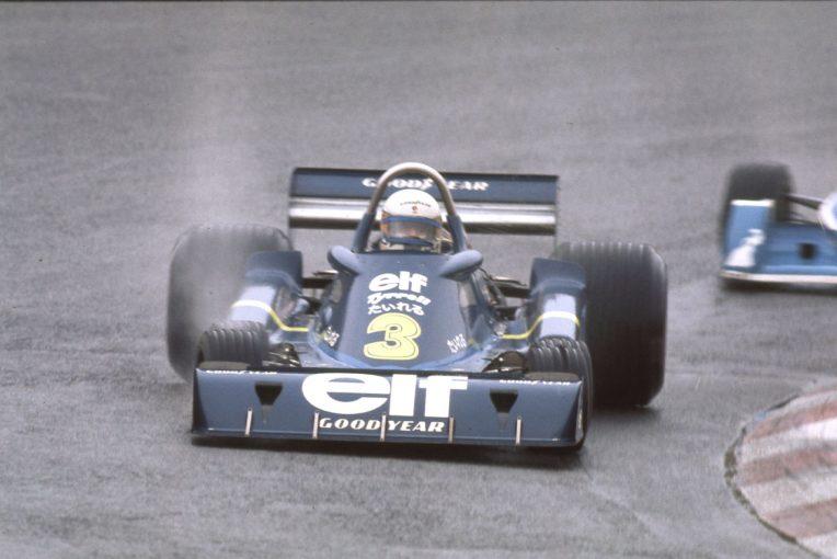 "F1 | 唯一、存命のジョディ・シェクターが語る""6輪""ティレルP34。「ターンインするとホイールがバタバタと」"