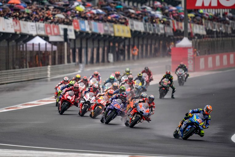 MotoGP | MotoGP:FIM、即時施行の競技規則、技術規則、懲戒規則を発表。新たなラップレコードが承認