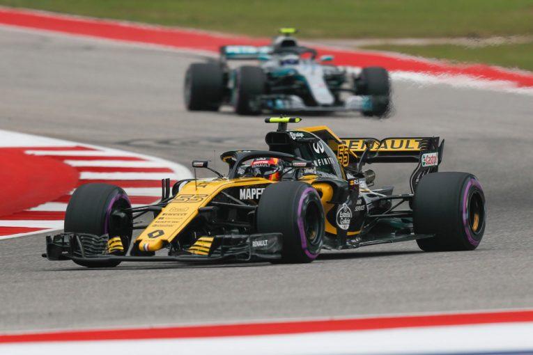 F1 | F1トップの座を狙うルノー「2019年の最大の目標は53馬力のパワー差を大幅に縮めること」