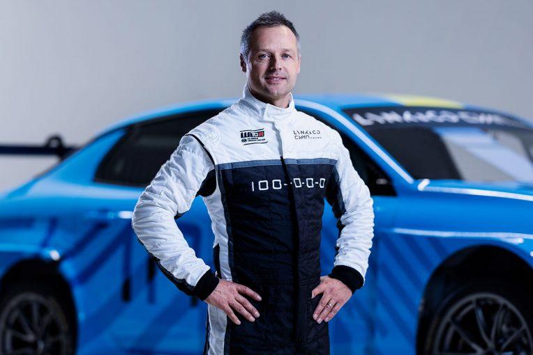 海外レース他 | WTCR:新規参戦Lynk&Coシアン・レーシング、2019年に向け3度の世界王者アンディ・プリオールと契約