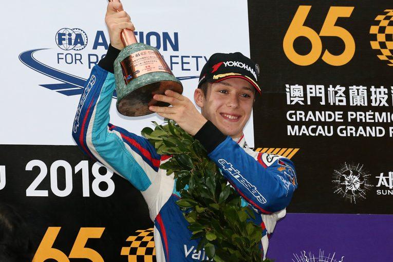 国内レース他 | 全日本F3選手権鈴鹿合同テストのエントリー発表。強力な外国人が複数エントリー