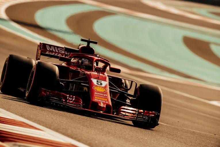F1 | ベッテル、ルクレールとともに目指すのは「フェラーリF1をトップに返り咲かせること」