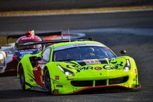 AsLMS第2戦富士のGTクラスウイナーとなったCarGuy Racingの11号車フェラーリ488 GT3