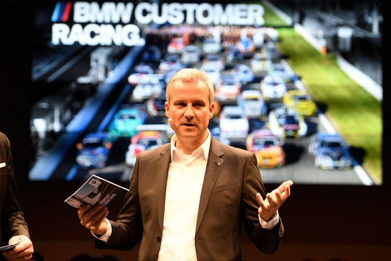 海外レース他 | BMW代表イェンス・マルカルトが語る2019年DTM。ターボ化、プライベーターは……!?