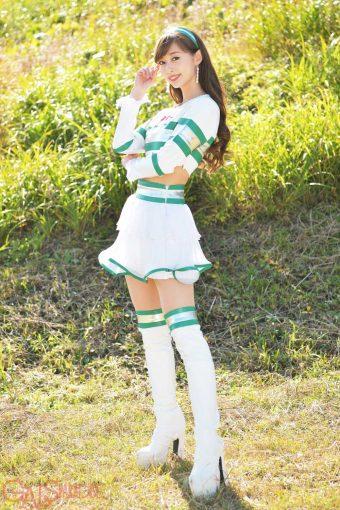 レースクイーン | 林紗久羅(2018D'stationフレッシュエンジェルズ/2018SGT)