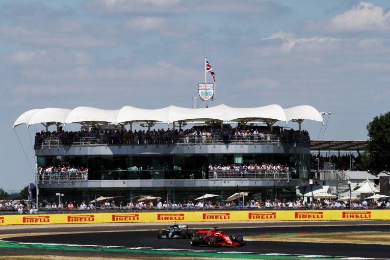 F1   元F1最高権威者エクレストン、シルバーストン買収に関心を示すも「売る気はない」と告げられる