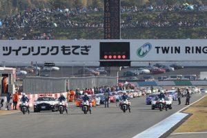 2019年のスーパーGT最終戦となる第8戦もてぎの開催日程が変更された