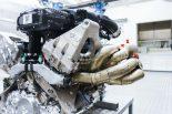 ヴァルキリー用V12エンジンは単体で1000馬力を発揮する