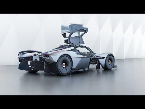 アストンマーチン、『ヴァルキリー』用V12エンジンを初公開。1万回転超で1000馬力発揮