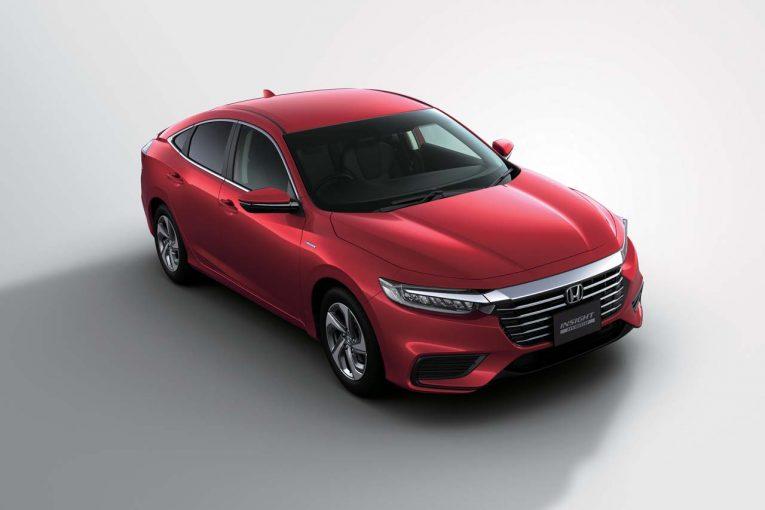 クルマ | ホンダ、2代目『インサイト』発売。2モーター採用の新型ハイブリッドカー