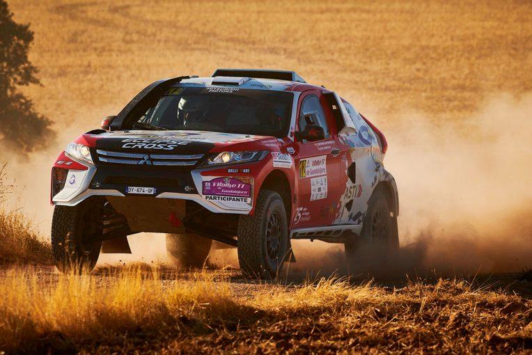 ラリー/WRC | 2019年1月のダカールラリーにミツビシ・スペイン参戦。エクリプス クロスをラリーカーに改良
