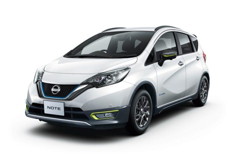 クルマ | アウトドア感満載の『ニッサン・ノート C-Gear』にお得な特別仕様車を追加