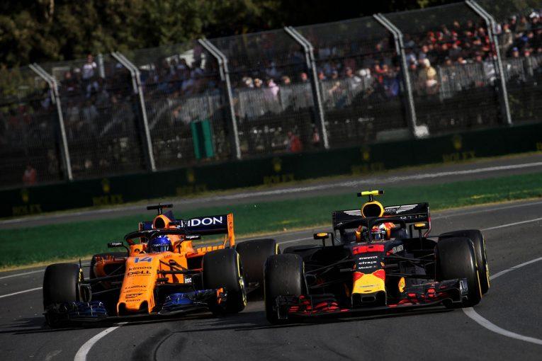 F1 | 「2019年型マクラーレンはレッドブルのコピー」との推測を、新ドライバーのサインツが打ち消す