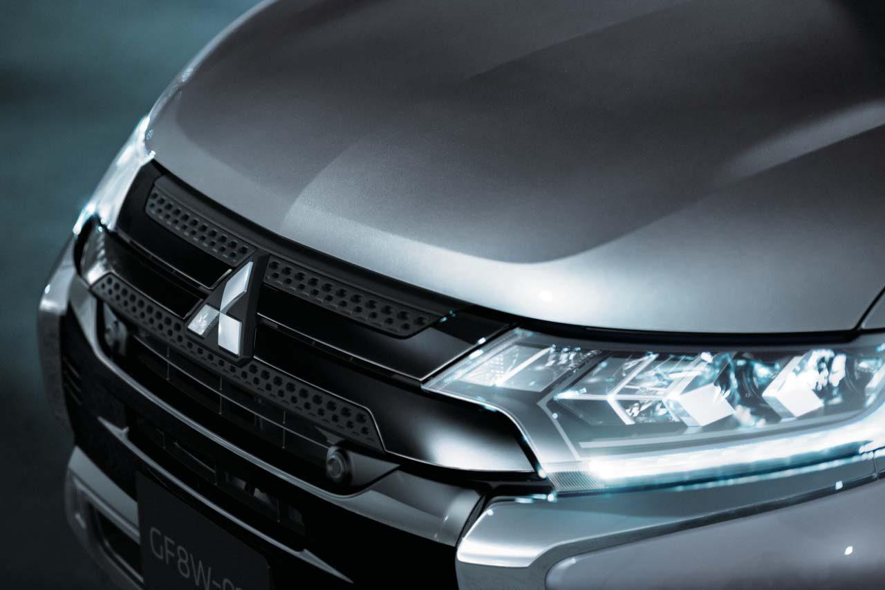 ミツビシ、『ミラージュ』『エクリプス クロス』『アウトランダー』にブラックアクセントの特別仕様車を設定