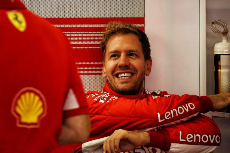 F1 | SNSアカウントを持たない唯一のF1ドライバーであるベッテル、その理由を明かす
