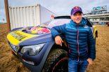 2019年はプライベーターとしてプジョーを走らせダカールラリーに参戦するセバスチャン・ローブ