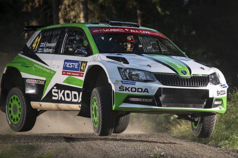 ラリー/WRC | WRC:カリ・ロバンペラ、2020年にトヨタ加入か? シュコダも移籍容認へ