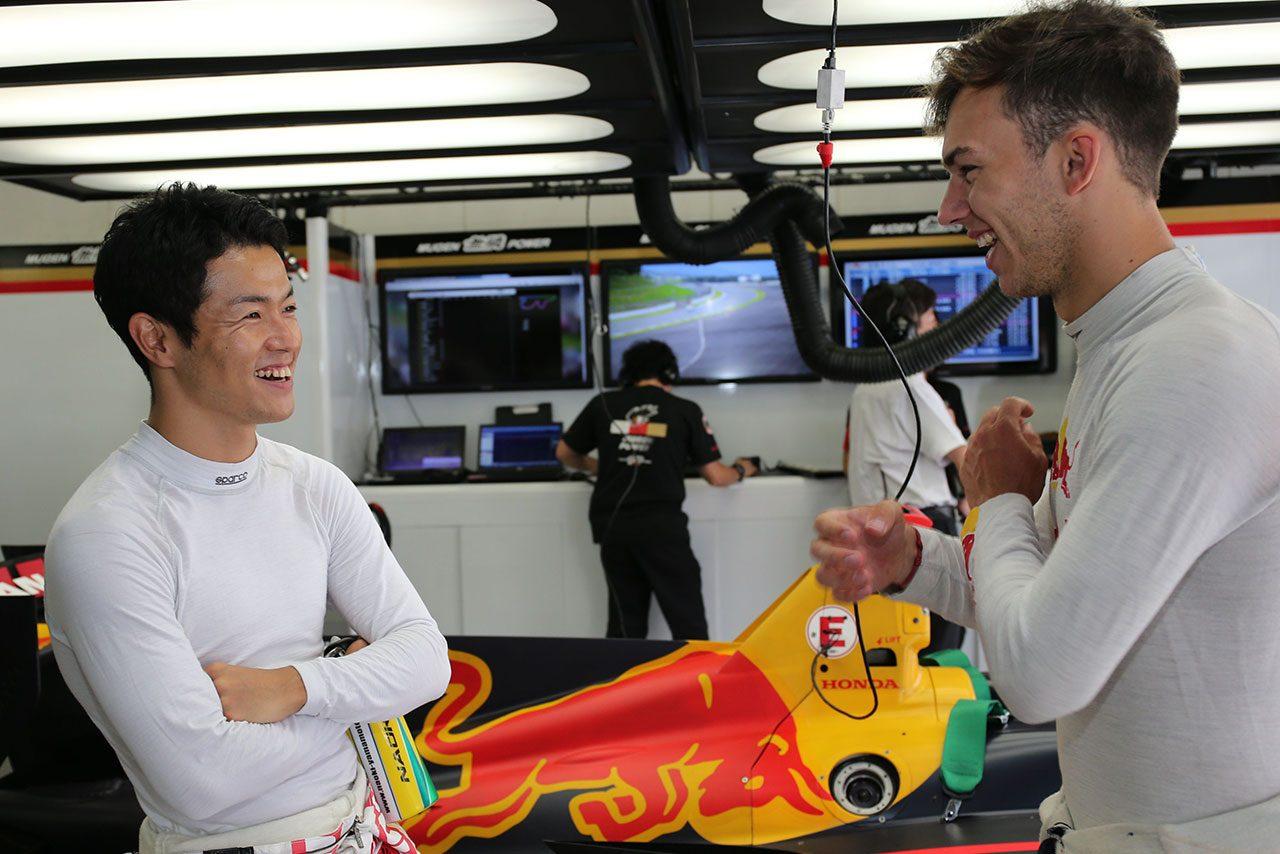 ピエール・ガスリー、F1初年度は日本で学んだ「短時間での学習法」が活き「目標達成」