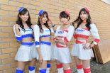 スーパーGT KOBELCO GIRLS:#39 DENSO KOBELCO SARD LC500