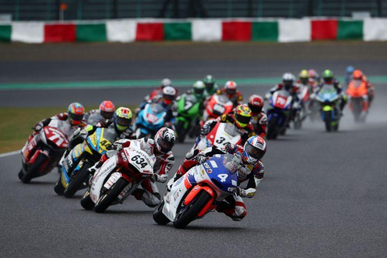 全日本ロードレース選手権J-GP2クラスが2019年をもって終了することが発表された