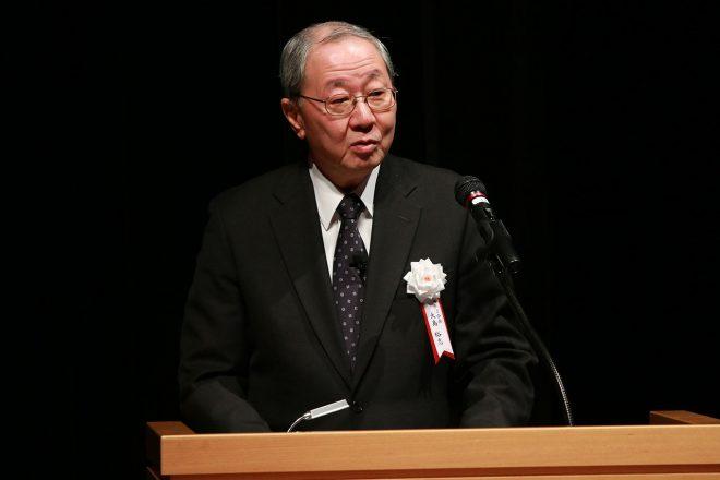 2019年の施策を発表するMFJ会長の大島裕志氏