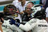 F1 | メルセデスF1のダブルタイトルは「ボッタスなしでは勝ち取れなかった」とウォルフ