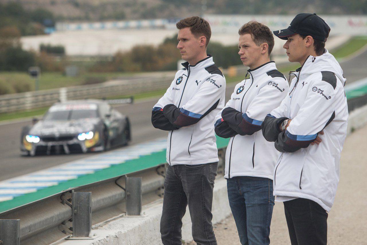 """DTM:セルゲイ・シロトキンも参加、最後の""""3メーカー""""集結オフテスト実施"""