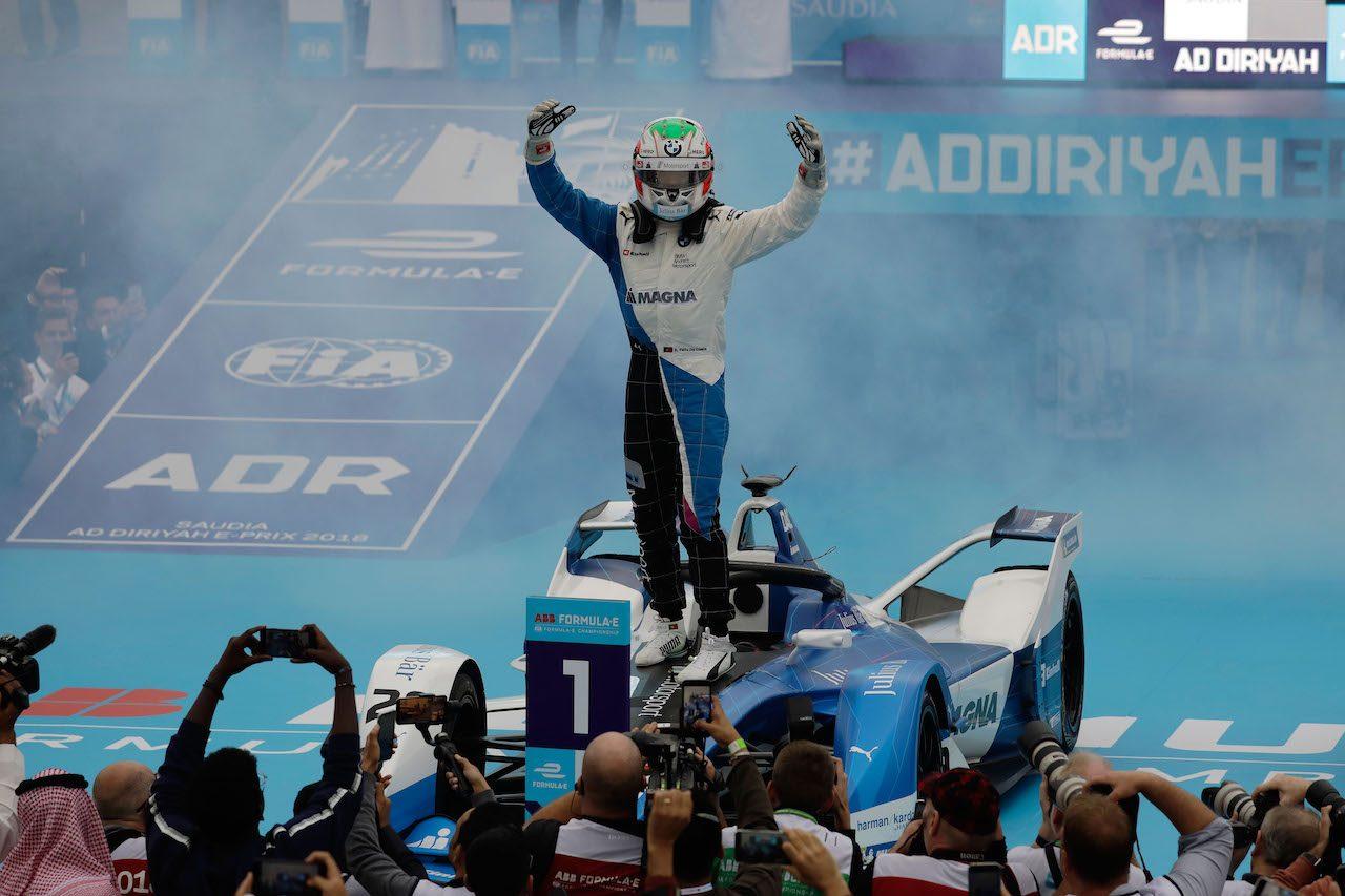 フォーミュラE:BMWのダ・コスタが開幕戦をポール・トゥ・ウィンで飾る「素晴らしい日だ」