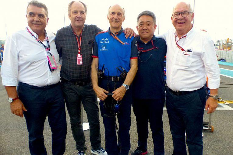 F1   ホンダF1山本MS部長の2018年総括:開発の方向性が定まり熟成した1年。レッドブルへのPU供給にも期待