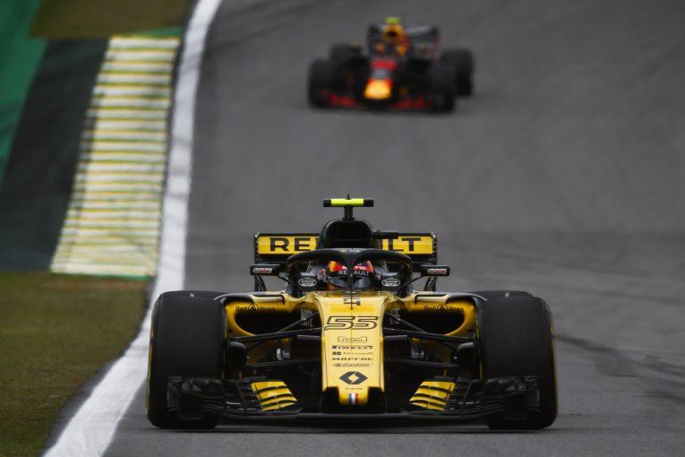 F1 | サインツJr.、成長を助けてくれたルノーF1に感謝。「この経験をマクラーレンで活かす」