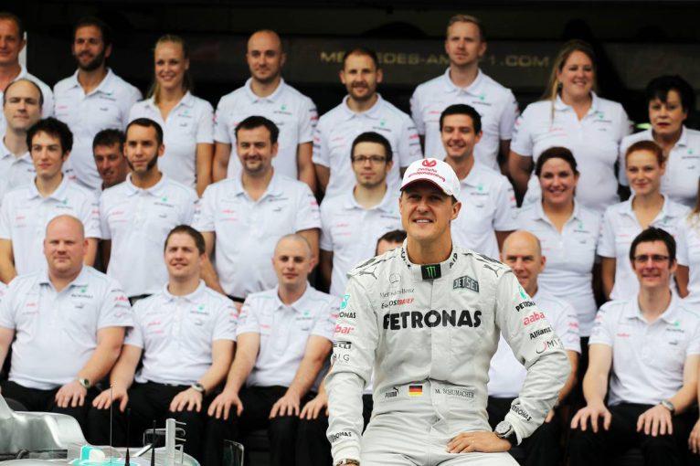 F1   ミハエル・シューマッハーの容態について父親が明るいコメント「楽観的になれるまで良くなっている」