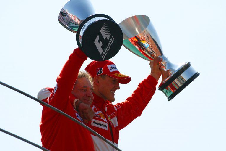 F1 | フェラーリ、F1に多くの記録を残すシューマッハーの50歳の誕生日を記念して特別展を開催
