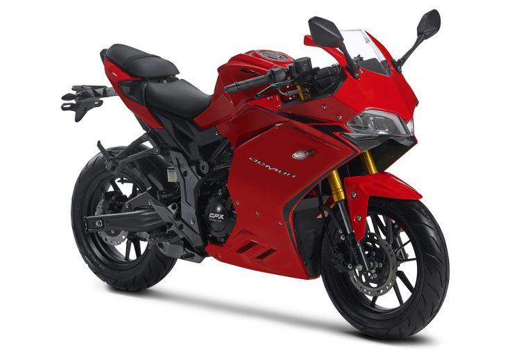 MotoGP | タイ生まれの二輪ブランド『GPX』が日本市場に殴り込み。リーズナブルな3車種が2019年国内登場