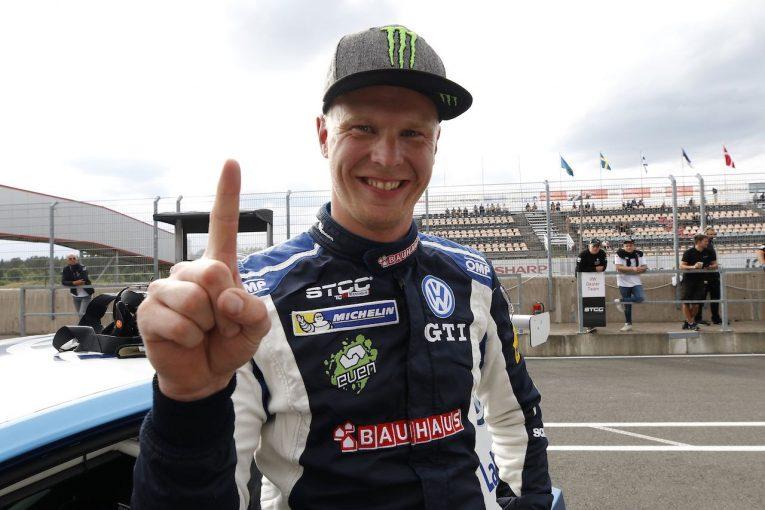 海外レース他 | WTCR:クリストファーソン、WorldRX撤退を受けツーリングカー世界戦に挑戦へ