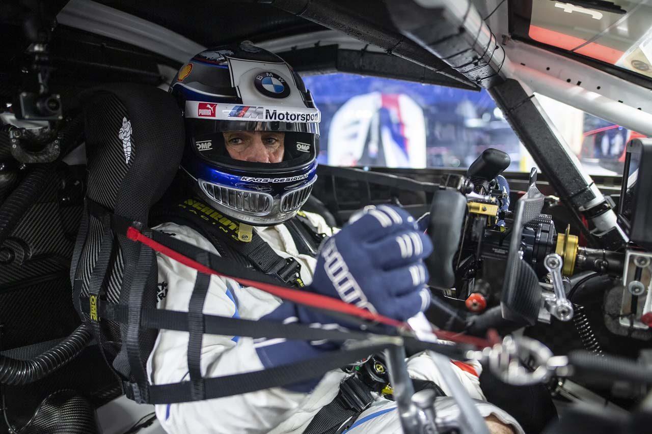 【動画】BMW製ハンドドライブを駆使するザナルディのオンボードが公開中。デイトナのコース紹介も
