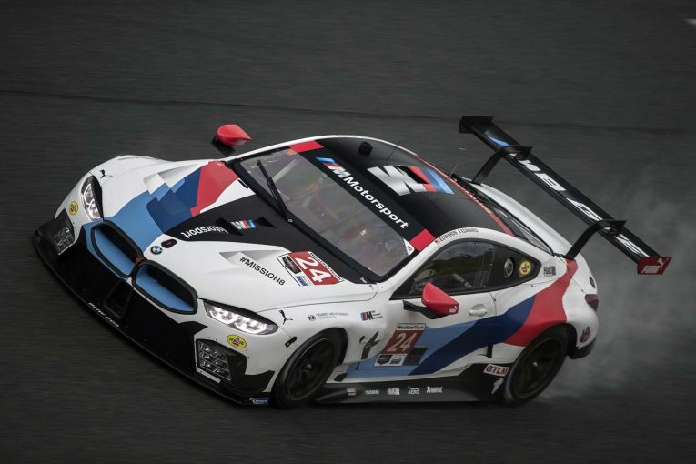 ル・マン/WEC | 【動画】BMW製ハンドドライブを駆使するザナルディのオンボードが公開中。デイトナのコース紹介も