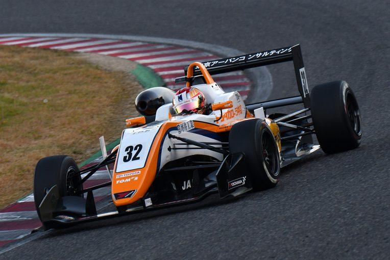 国内レース他 | 全日本F3選手権鈴鹿合同テスト:2日目も宮田が首位。フェネストラズ、アイロットが続く