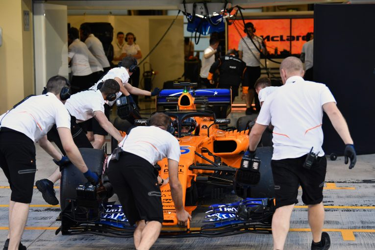 F1 | パワーアップしたルノーPUで、2019年の見通しは「慎重ながらも楽観的」とマクラーレンF1