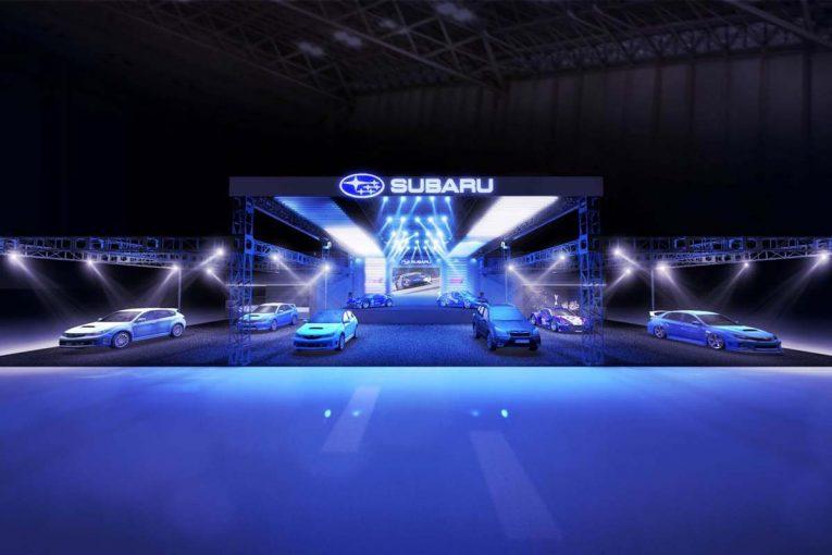 インフォメーション | スバル、東京オートサロン出展概要発表。BRZ GT300等のモータースポーツ車両やSTIコンセプトを展示
