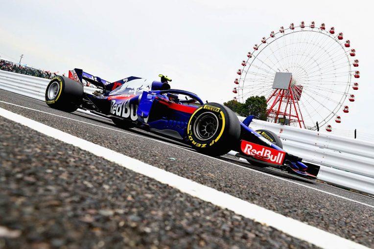 F1   トロロッソ・ホンダ甘口2018年総括:2017年から大幅に向上した信頼性。戦略的PU交換で本来の性能は発揮できず