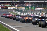 F1 | F1グリッドペナルティ規則の変更が正式に決定。大量降格でも予選が重要に